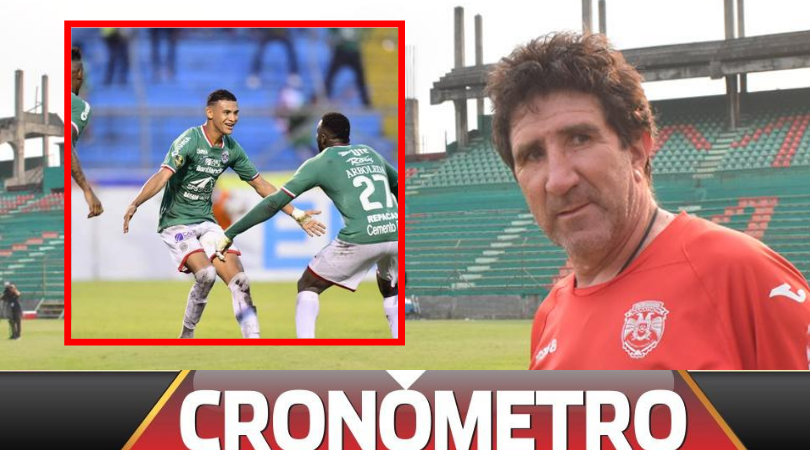 Vargas: «Kervin Arriaga aquí está perdiendo un poco el tiempo»