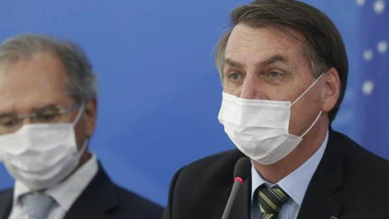 COVID-19: Brasil supera los 100 mil muertos y Bolsonaro crítica el confinamiento