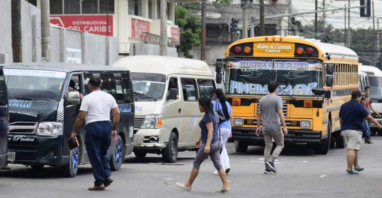 Transporte Urbano en SPS: autoridades no dan respuestas; dan ultimátum