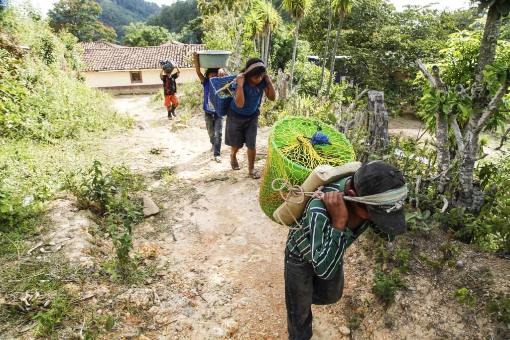 Pobreza rural