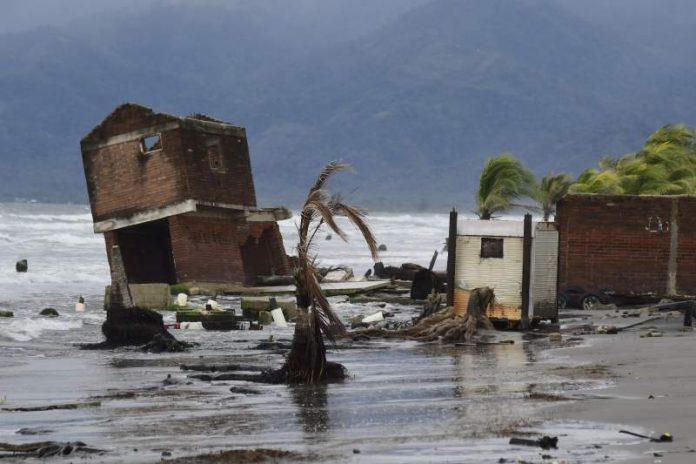 Inundaciones en Omoa