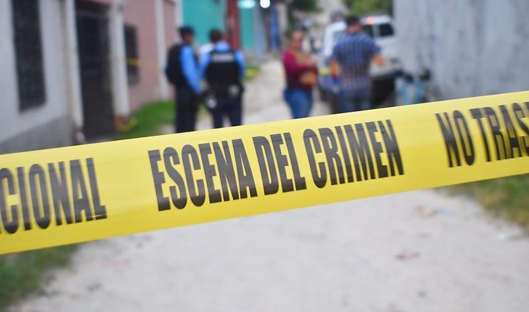 Matan a hombre en San Esteban Olancho
