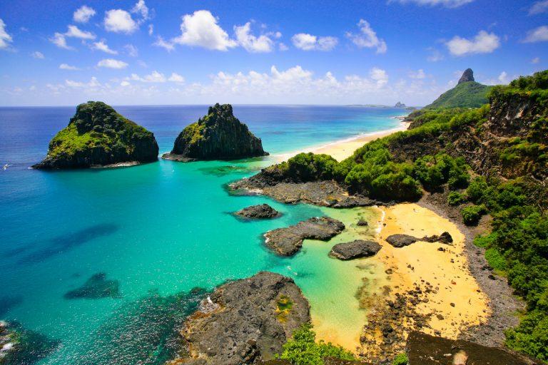 Un archipiélago en Brasil que sólo permitirá turistas que hayan padecido COVID-19