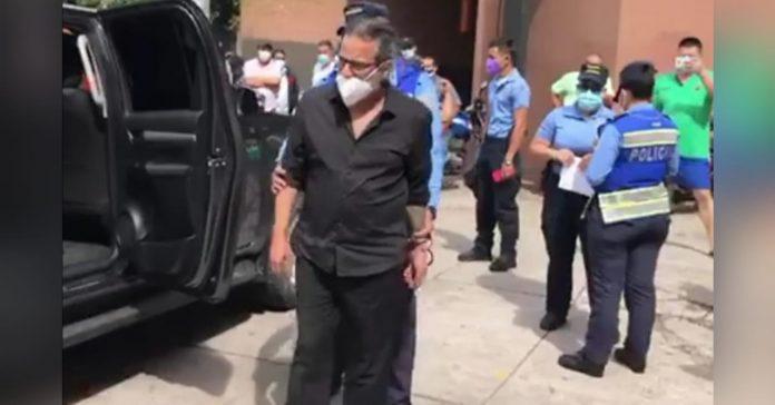 Encarcelan a hombre que atropelló a fiscalfiscal
