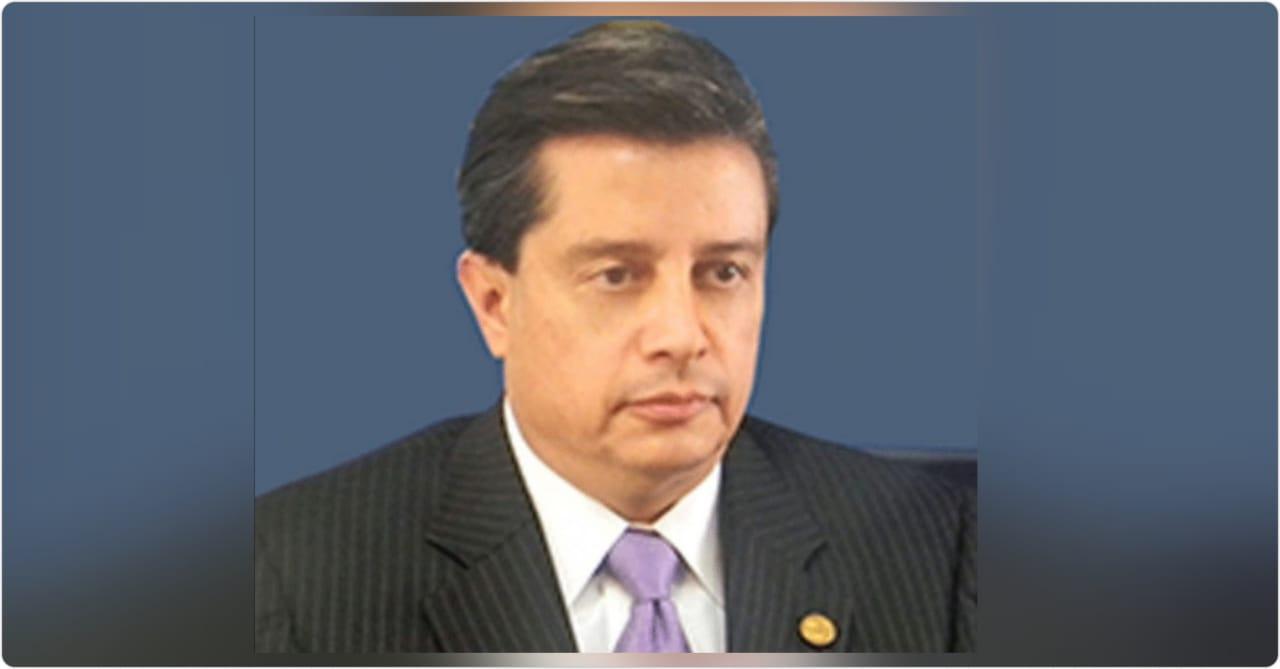 Daniel Fortín, vicepresidente de la Cámara de Comercio e Industrias de Tegucigalpa (CCIT).
