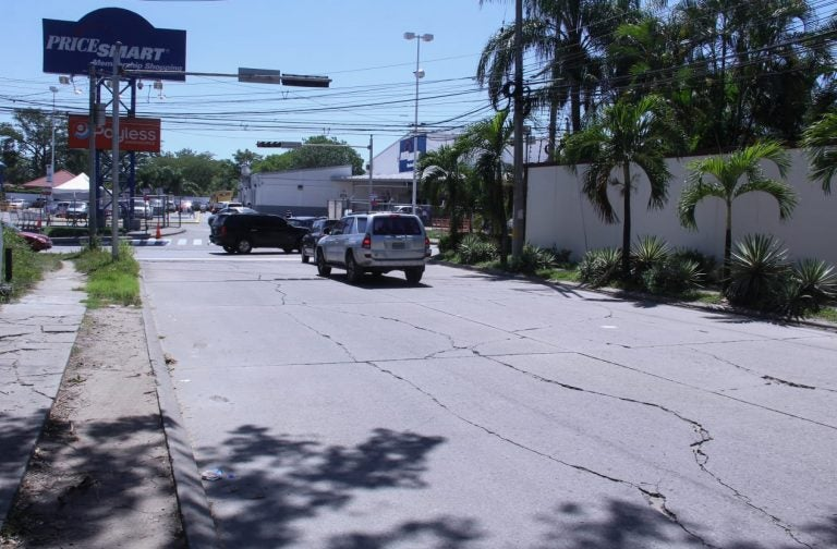 Avisan: Desde el lunes no se podrá circular por sector de El Pedregal en SPS