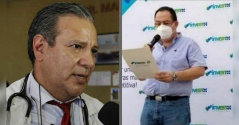 Santos: INVEST-H pide L240 millones para «comprar» equipo donado