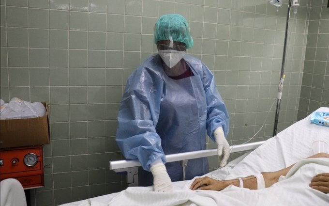 paciente venció el covid-19
