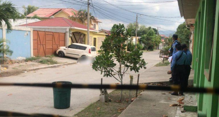 Identifican a victimas de tiroteo en colonia Montefresco de SPS