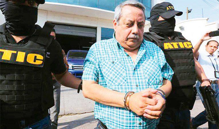 Sale en libertad Mario Antonio Rojas, acusado por el desfalco al IHSS