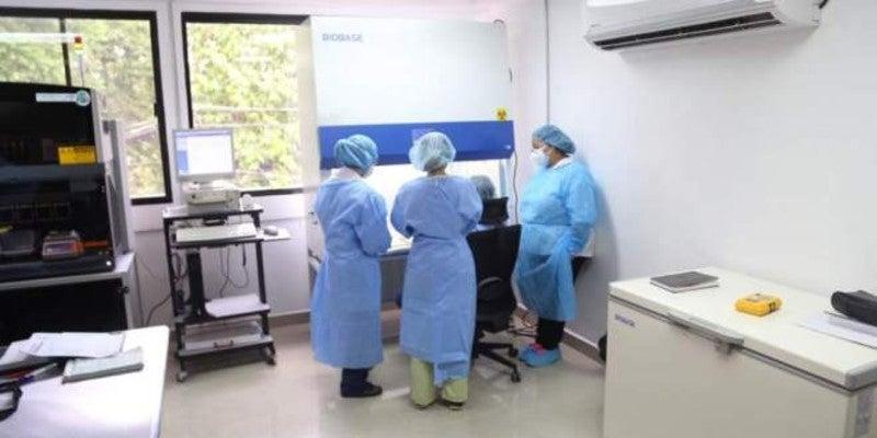 paro de microbiólogos de sps