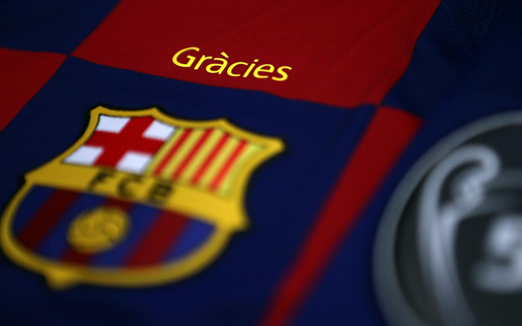 CHAMPIONS LEAGUE: El mensaje que lucirá el Barça ante el Nápoles