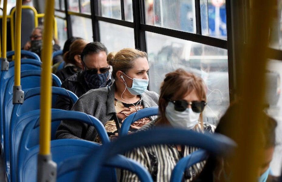 Cifras del coronavirus| Siete tips para viajar en transporte público en pandemia