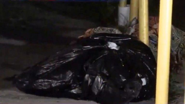 En bolsas plásticas dejan cadáveres de dos jóvenes en Tegucigalpa