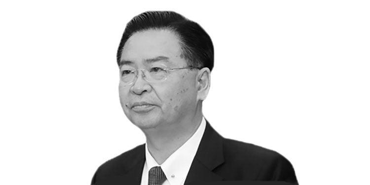 Jaushieh Joseph Wu es el actual ministro de Relaciones Exteriores de Taiwán-China. Fue secretario general del presidente de la República de China y secretario general del Consejo de Seguridad Nacional de la República de China.