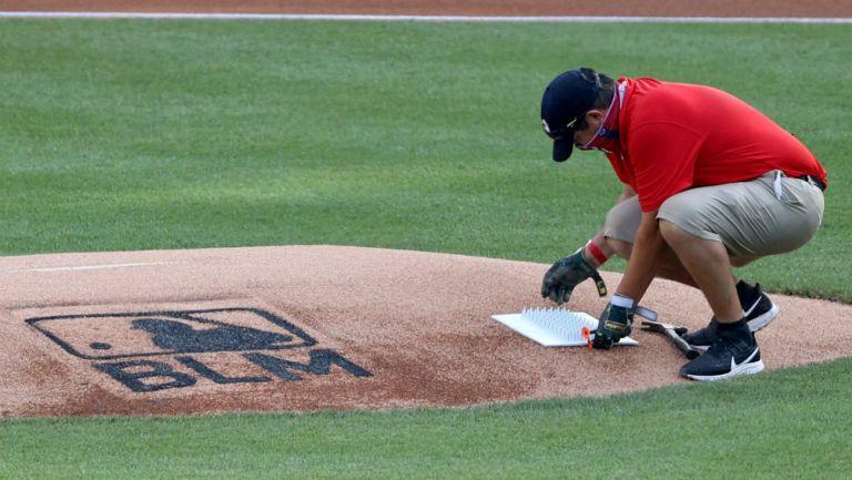 """MLB: Brewers y Mariners se unen a protesta por el """"Caso Jacob Blake"""""""