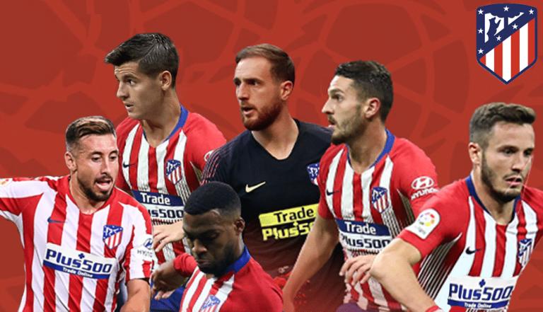 CHAMPIONS: Atlético de Madrid revela lista de jugadores con coronavirus