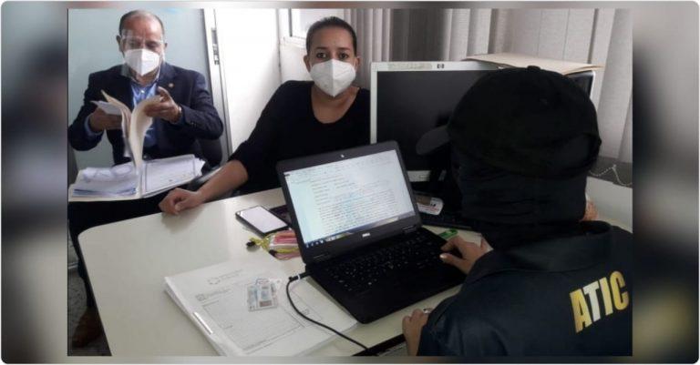 """MP interroga a los """"intermediarios"""" en millonaria venta de mascarillas"""