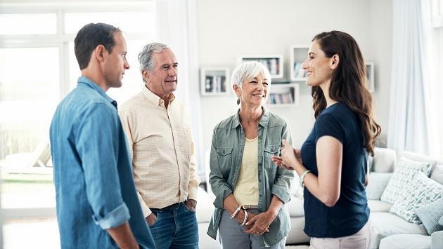 En seis pasos: ¿Cómo hacer que tus suegros te amen?