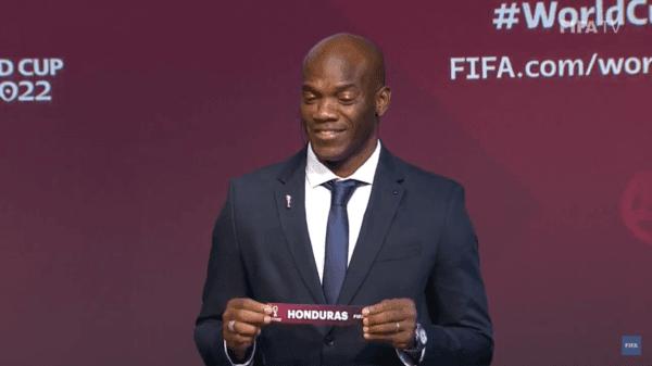Honduras ya conoce contra quien jugará el primer partido rumbo a Qatar 2022