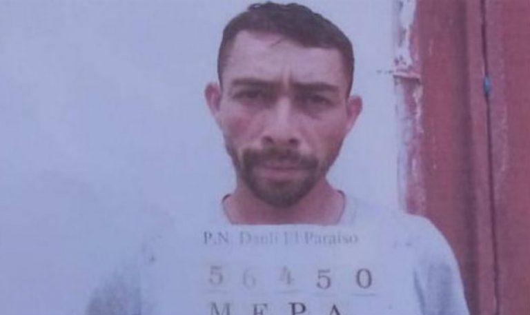 Segundo recluso se fuga en cárcel de Danlí; se entrega horas después