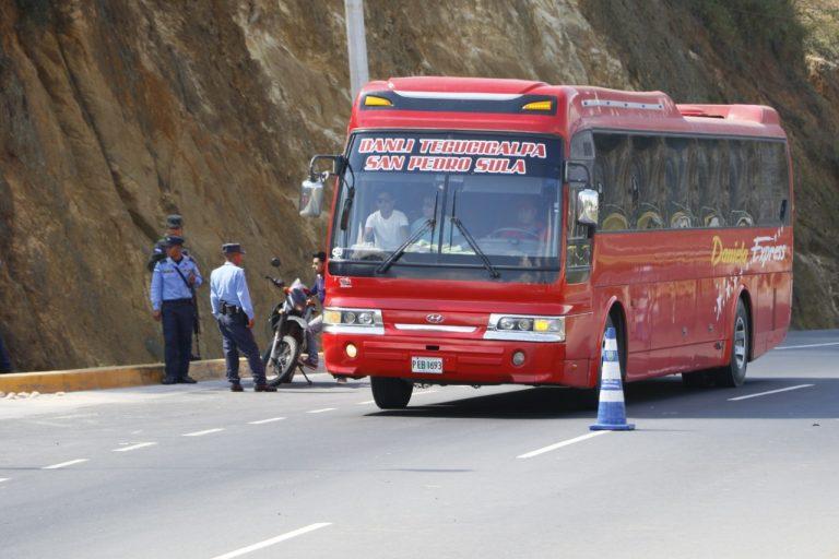 IHTT hará inspección: «No queremos sube y baja» en transporte interurbano