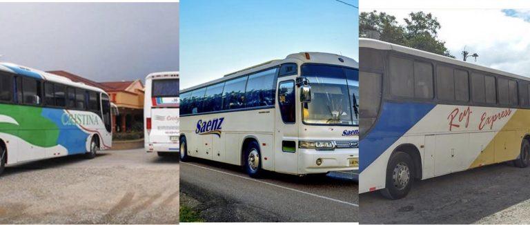 Tres empresas de transporte ya están laborando: conozca horarios y costos