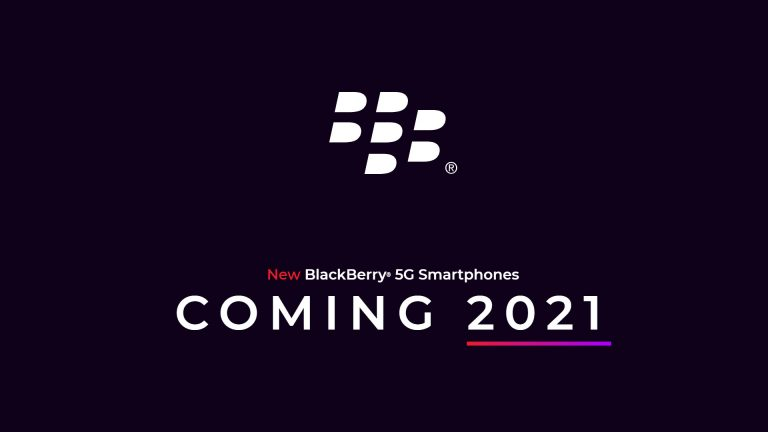 """¡BlackBerry resucita! Regresa con un móvil """"5G"""" y su mítico teclado físico"""