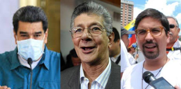 Venezuela: Maduro aprueba indultos a dirigentes de la oposición
