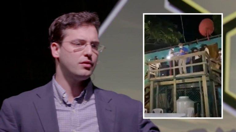 Roatán: Erick Brimen, quién es el extranjero del polémico vídeo y su papel en las ZEDE