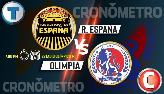 HOY: Real España y Olimpia traen el fútbol de Liga Nacional a San Pedro Sula