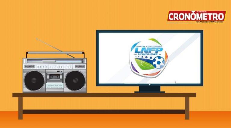 Dónde ver y escuchar el juego Real España vs. Olimpia por la Jornada 1 de la Liga Nacional