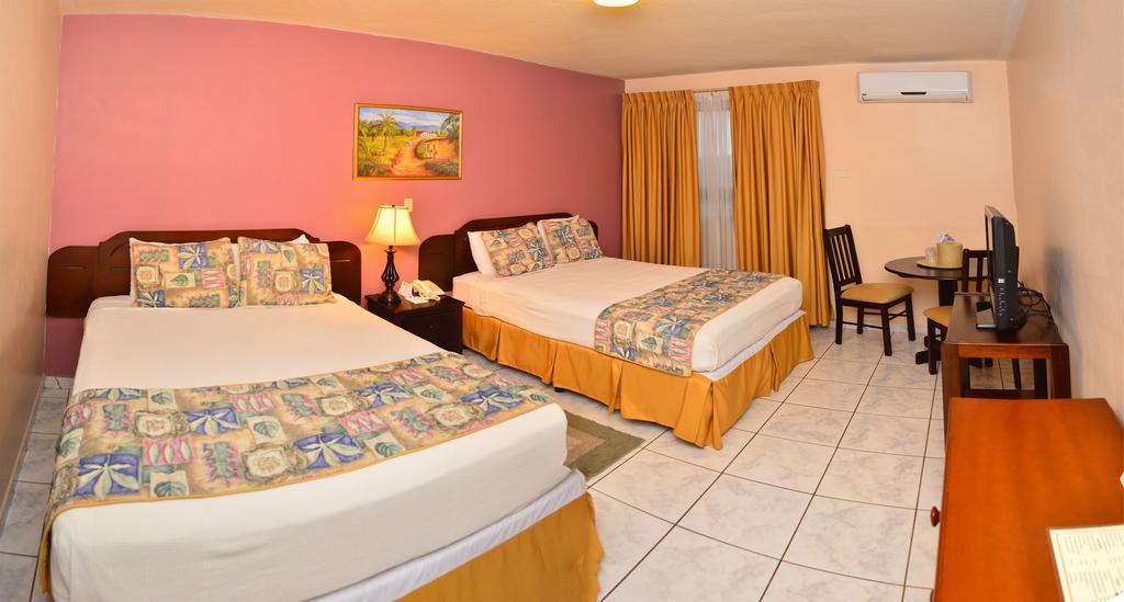 hoteles de honduras