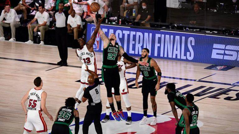 NBA PLAYOFFS: Los Heat pegan primero en las finales del este