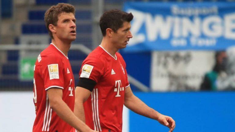 BUNDESLIGA: Hoffenheim goleó al «Rey de Europa» Bayern Múnich