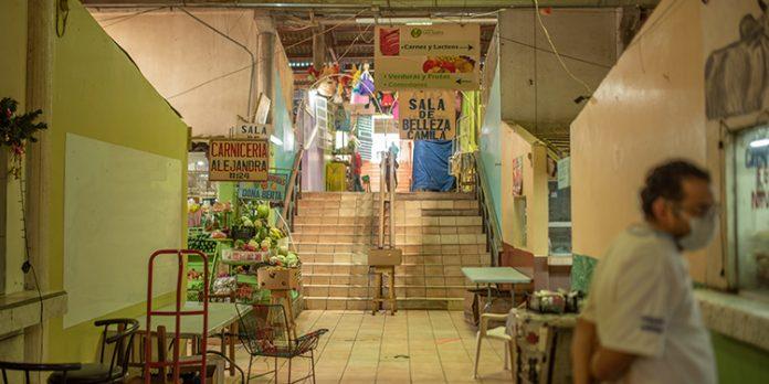 Mercado Jacaleapa