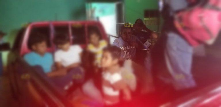 Llanta zafada, causa de accidente en Olancho; un niño muerto entre 13 víctimas