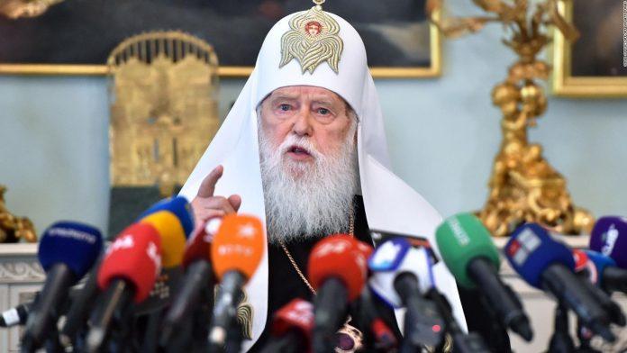 patriarca Filaret de Kiev