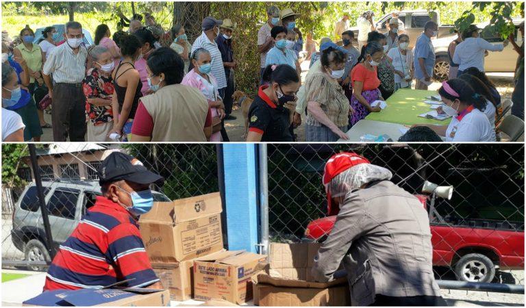 Municipalidad de Choloma habilita brigada médica y brinda bonos
