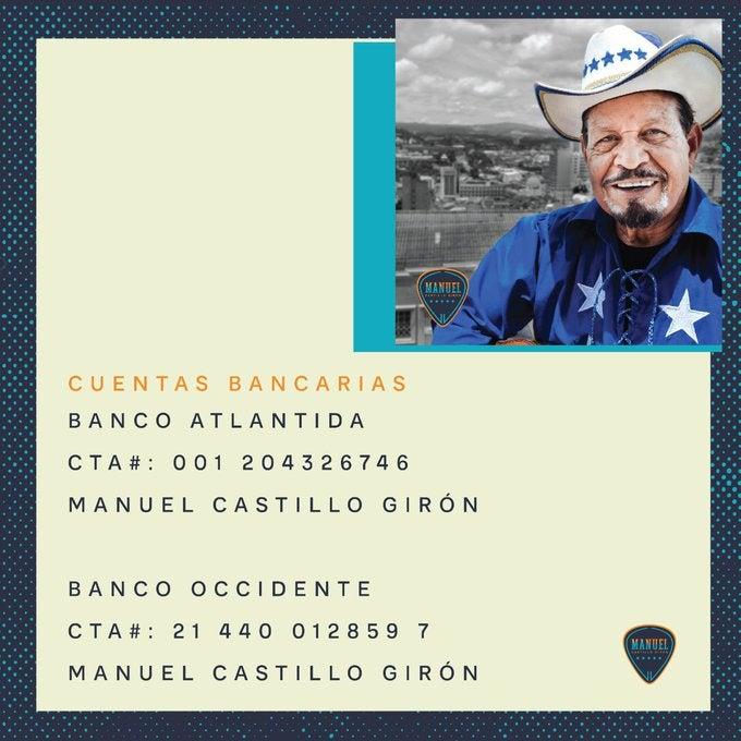 Manuel Castillo operación
