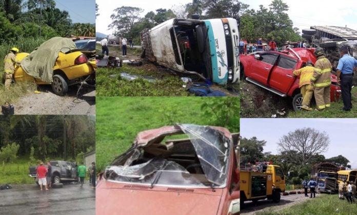 accidentes carretera CA-13