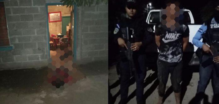 matan a tres personas en olanchito