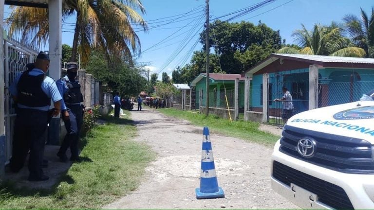 Hombre mata a su esposa y después se suicida en Santa Rita, Yoro