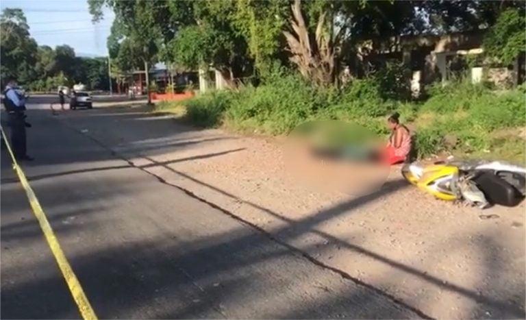 Escena desgarradora: ultiman a guardia de seguridad en Santa Rita, Yoro