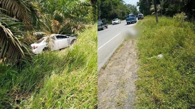 Un muerto y una persona herida tras fuerte accidente en La Masica, Atlántida