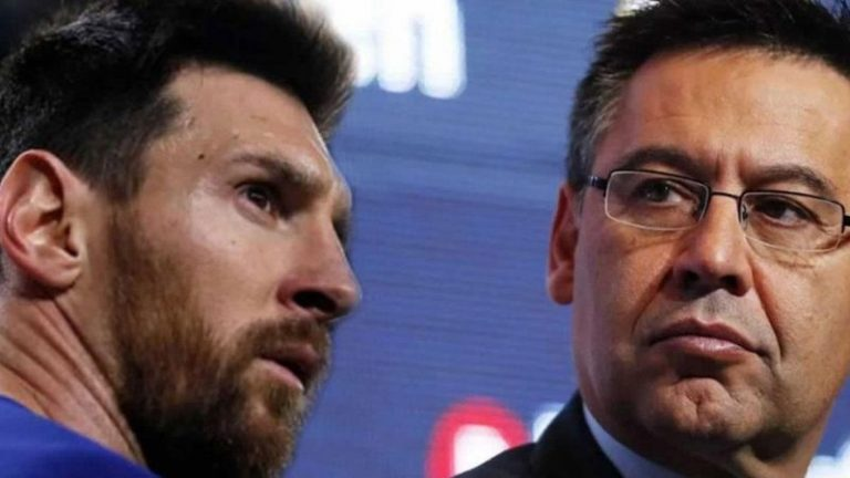 Los detalles de la primera reunión entre Jorge Messi y Josep Bartomeu