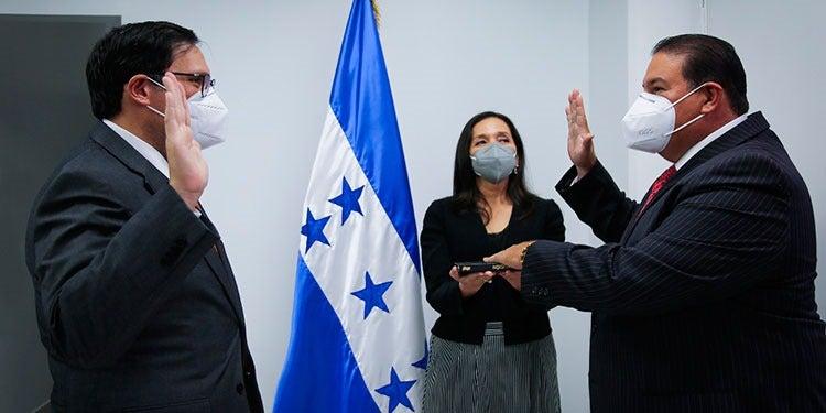 nuevo embajador de honduras en eeuu
