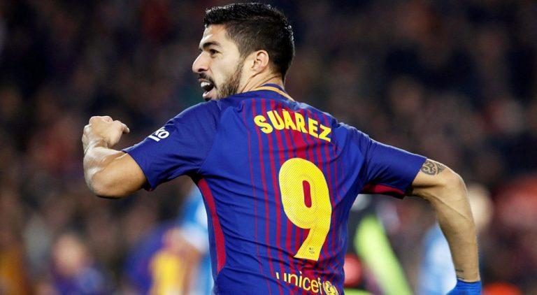 Luis Suárez muy cerca de fichar con el Atlético