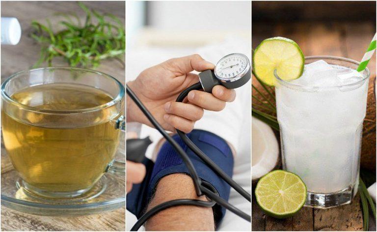 Salud – Siete remedios caseros para bajar la presión arterial