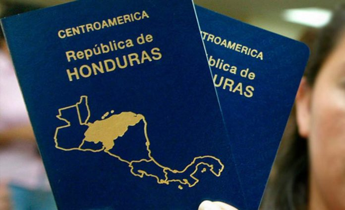 Solicitud pasaporte por primera vez